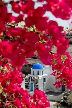 ~ Santorini ~ Greece
