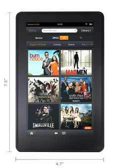 Kindle Fire $139 http://bit.ly/H1eJoo