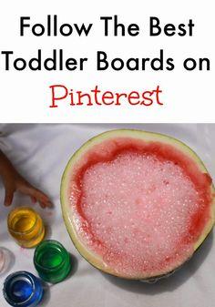 The 10 Best Toddler Pinterest Boards