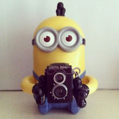 Even minions loves our Lubitel! :D  https://www.facebook.com/photocrafts