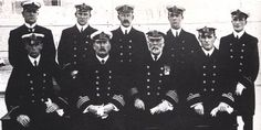 TITANIC - THE OFFICERS