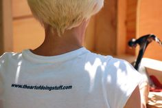 tee shirt by The Art of Doing Stuff, via Flickr