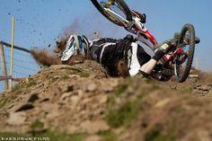 Las mejores caídas en descenso Downhill
