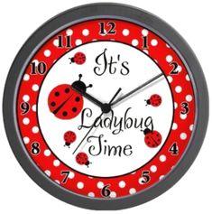ladybug time