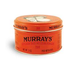 murray superior, man stuff, dress pomad, murray hair, dressings, murray light, hair dressing, murray pomad, light pomad