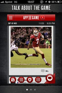 ApptheGame - Sports talk. For fans. (App the Game) for iPhone, iPod touch, and iPad on the iTunes App Store