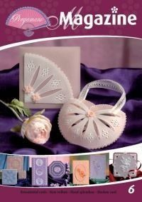 "lovely bags in parchment craft: My book ""Lovely bags in parchment craft"""