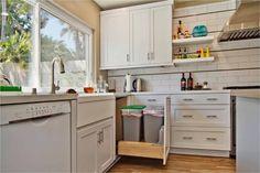 Rustic Modern - contemporary - Kitchen - San Diego - Jackson Design & Remodeling