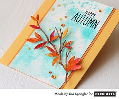 Happy Autumn by Lisa Spangler