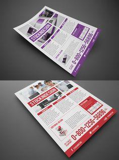 InDesign Multipurpose Business Flyer