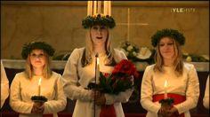 Julens tid är här - Lucia 2010 i Helsingfors