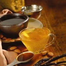 Foaming Vanilla Honey Bath