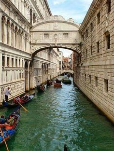 Bridge of Sighs in V