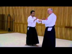 Aiki and Connection in Aikido with George Ledyard - sample clip