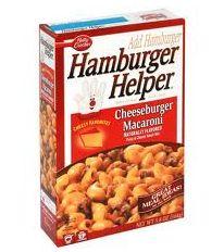 Hamburger Helper Mix