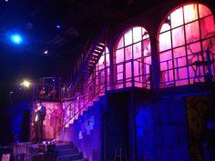 #Rent Theatre Set Design