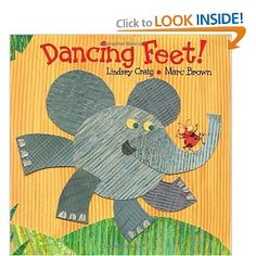 """Dancing Feet!"" by Lindsey Craig"