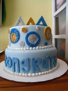 I want this cake when i graduate