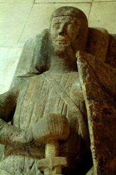 Sir William Marshal, First Earl of Pembroke. Temple Church Nave effigy of Sir William Marshall the younger.