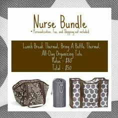 September Thirty-One Special = All Day Organizing Tote - just $15 with every $35 spent!