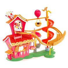 """Mini Lalaloopsy Silly Fun House Playset - MGA Entertainment - Toys """"R"""" Us"""