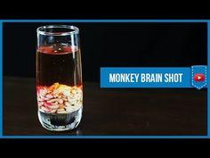 Monkey Brain Shot