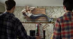 Sexy Fishing Trophy: the Doritos Mermaid :-)