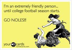go Noles!