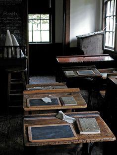 Century Old Schoolroom, Burton, OH