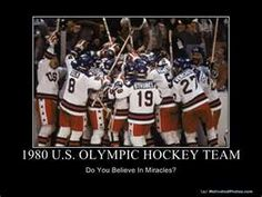 1980 - Miracle on Ice ... Watching this movie right now!