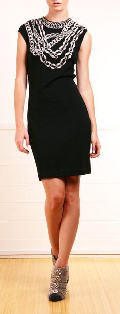 ALEXANDER MCQUEEN DRESS @Michelle Flynn Flynn Flynn Coleman-HERS
