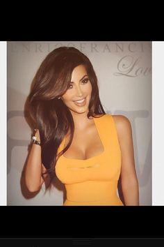 I need Kim kardashian's hair