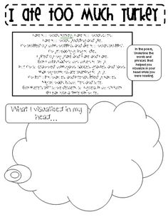 Visualizing poem and activity