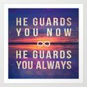 Psalm 121:8 He guards you always iPhone & iPod Case by Pocket Fuel | Society6