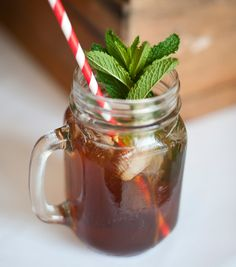 Southern Sweet Tea Cocktail