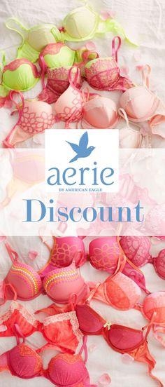 Aerie discount !!! #bras #lingerie