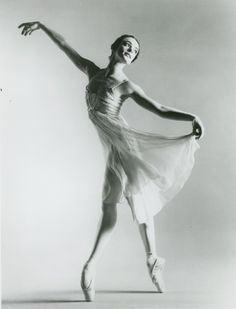 The exquisite Alessandra Ferri. Photo by Martha Swope, courtesy of the Dance Magazine Archives.