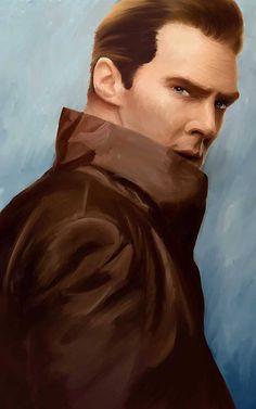 Benedict Cumberbatch Khan Star Trek Into Darkness by FADEGrafix
