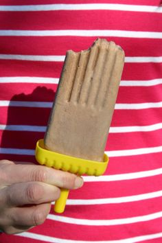 Bake It and Make It with Beth: Creamy Nutella Popsicles