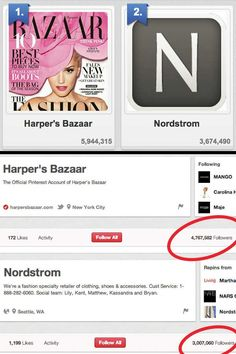 Major Brands Are Losing Hundreds of Thousands of Pinterest Followers via @Mashable