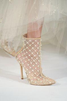 Top Shoes From NY Fashion Week (Oscar de la Renta RTW Spring 2014)