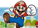 Super Mario si è infiltrato nel castello stregato del drago... Ha perso conoscenza e se non lo aiuterai sarà preda della bestia. Usa il tasto 'z' per saltare e le frecce direzionali per muoverti.