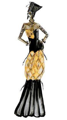 egyptian histor, fashion sketches, egyptian fashion, histor fashion, fashion pinspir