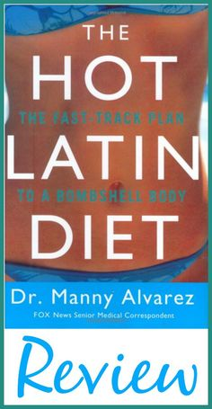 Think The Hot Latin Diet will give you a hot body? Our review!