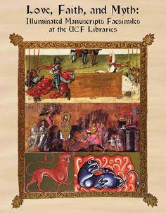 Illuminated Manuscript Facsimilies at the UCF Libraries