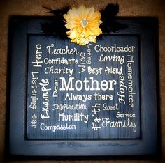 Mother's Day gift?