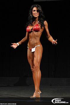 Female Form #StrongOverSkinny #Motivation #WomenLift2 Amanda Latona