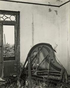 Meraux Plantation House, Louisiana, 1941,  Weston