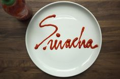 "@Bon Appetit Magazine explores the meaning of the word ""Sriracha"""
