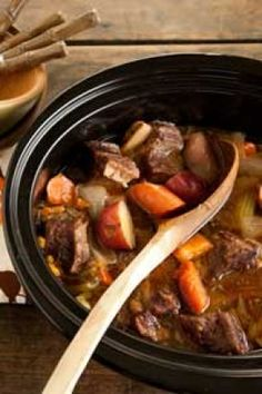 Slow Cooker Beef Short Ribs Recipe — Pauladeen.com